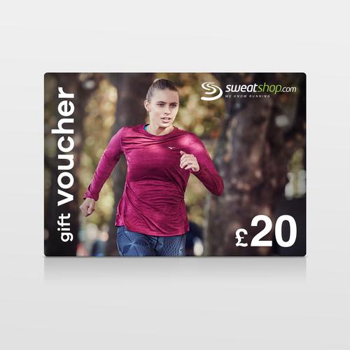 Sweatshop £20 Virtual Gift Voucher
